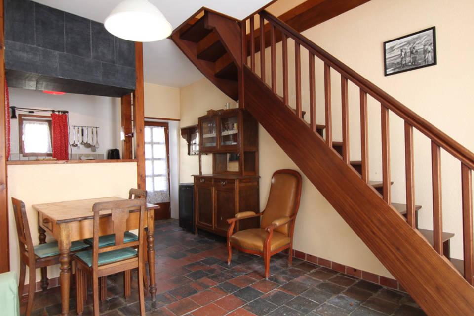 ferienhaus pommarede in der normandie wohneinheit 2 40 m f r max 3 personen. Black Bedroom Furniture Sets. Home Design Ideas